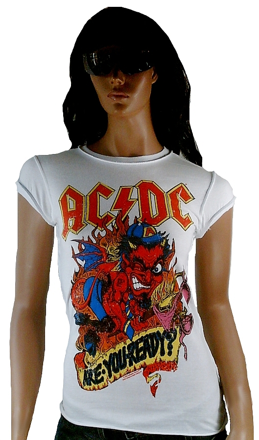 AC//DC Herren Are You Ready T-Shirt
