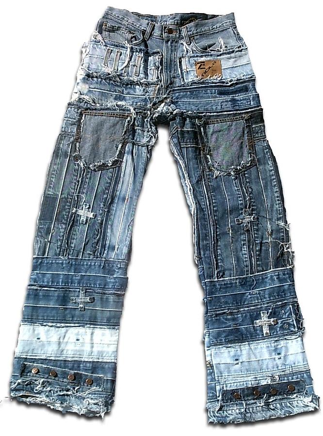 Ticila seven star rockabilly special edition rocker biker rock star vintage jeans